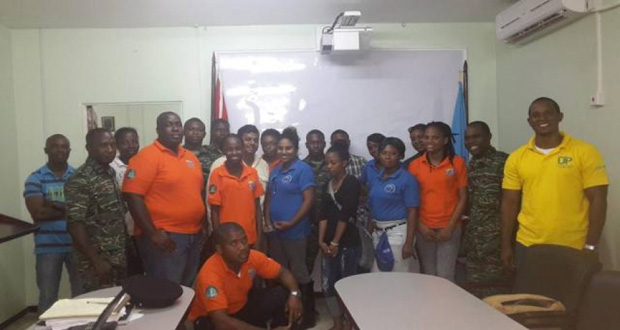 National Emergency Operations Centre (NEOC), Guyana